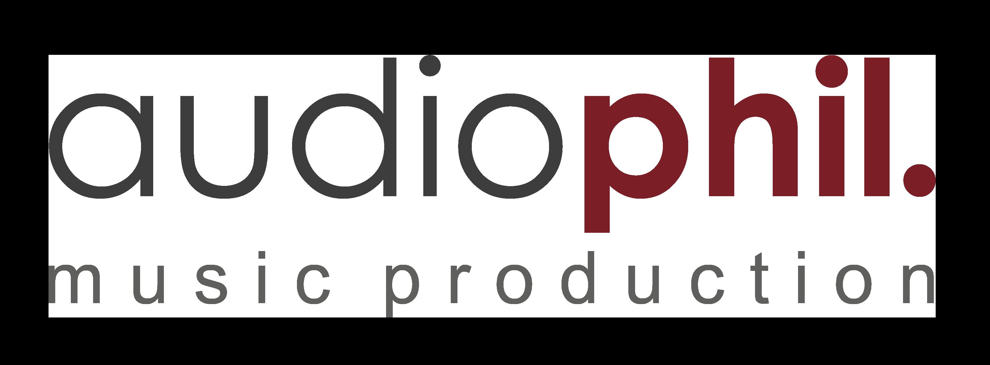 audiophil. music production